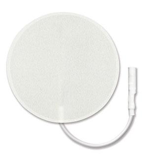 "Cloth Electrode, 2"" Round, 4/pk, 10 pk/bg"