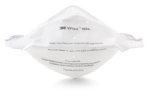 3M N95 PARTICULATE RESPIRATOR & SURGICAL MASK: preorder MMM 1804 cs                                            $217.26 Stocked