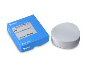 Cytiva 2200-070 1PS Phase Separator Paper, 70mm Circle, 100/pk